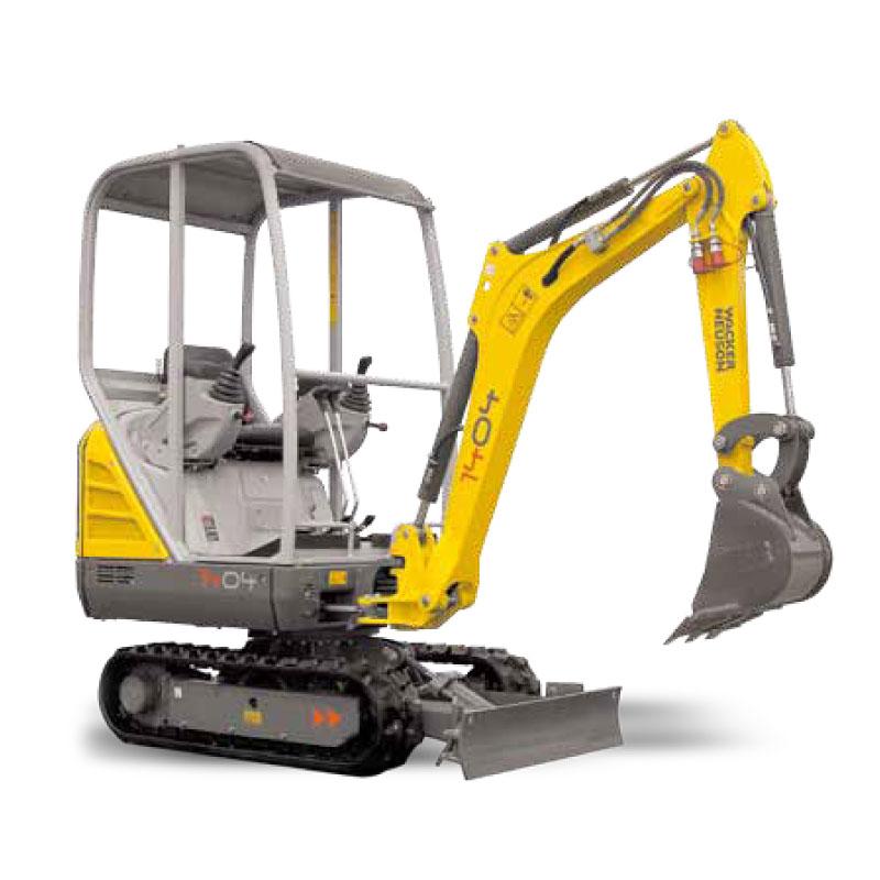 Wacker Neuson 1404 digger / excavator